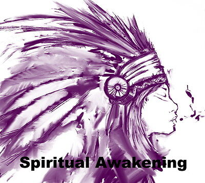 Spiritual Awakening Puff Organic Alternative Smoking Smoke Herbal Herb Tea Alert