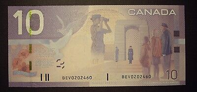Canada BC-68aA 2004 $10 Replacement Note BEV0202460 - ChUnc