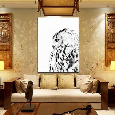 Art Modern Animal Painting Canvas Art Poster Print Wall Picture Home Decor New