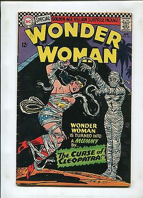 Wonder Woman #161 (6.5) The Curse Of Cleopatra!