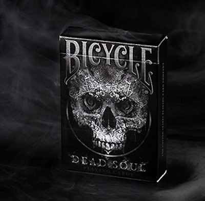 Dead Soul Bicycle Playing Cards Deck from Murphy's Magic