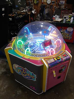 Cyclone By Ice Ticket Redemption Arcade Game
