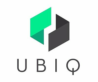 Ubiq Coin Directly to Your Wallet (Within 24 Hour) **Trusted Seller*