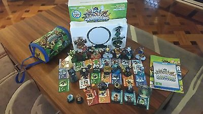 Skylanders Swap Force WiiU massive bulk lot bargain