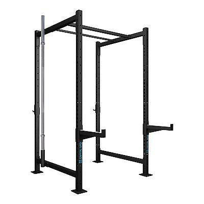 Capital Sports Power Rack Home Gym Cage Kraftstation Crosstraining Klimmzug