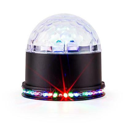 2in1 LED LICHT EFFEKT PARTY DISCO RGB JELLY BALL ASTRO ROTOR CLUB DEKO STRAHLER