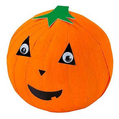 PEEL THE PUMPKIN HALLOWEEN PARTY GAME Classic Pass The Parcel Party Game PKIN