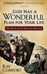 God Has A Wonderful Plan For Your Life (Book) - Christian Gospel Ray Comfort