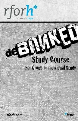 Debunked Study Course - Christian Gospel Ray Comfort