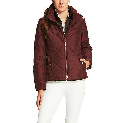 Ariat Terrace Riding Jacket - Ladies - MALBEC - Different Sizes