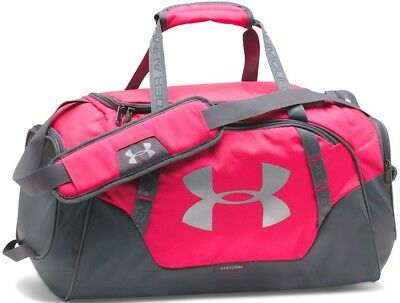 Under Armour Undeniable 3.0 Small Duffel Bag - Pink