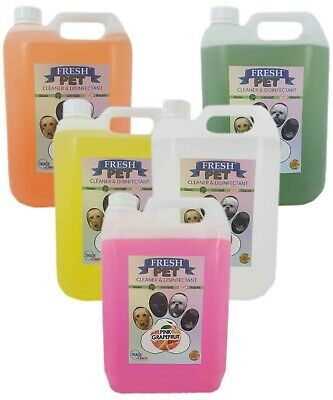 FRESH PET eco-Refill 125L Super Concentrate | Kennel Disinfectant Cleaner