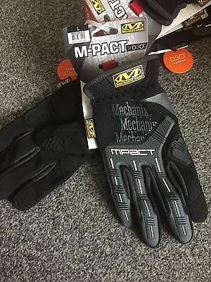Mechanix Wear MPACT **M-PACT** Gloves OPEN CUFF  L**  Large MPC-58-010