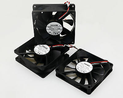 *NEW* Original NMB-MAT Router Fan Kit for Cisco 3825 Router (Genuine Fans)
