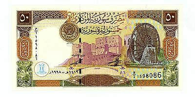 Syria … P-107 … 50 Pounds … 1998 … *UNC*.