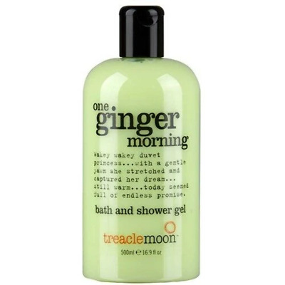 Treaclemoon - One Ginger Morning Bath & Shower Gel - 500ml Moisturising Soap