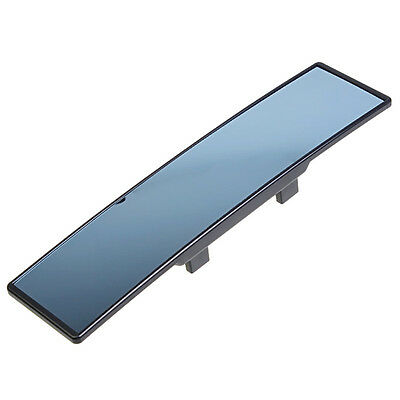 New 300mm Wide Convex Interior Clip On Car Truck Rear View Mirror Universal EP98