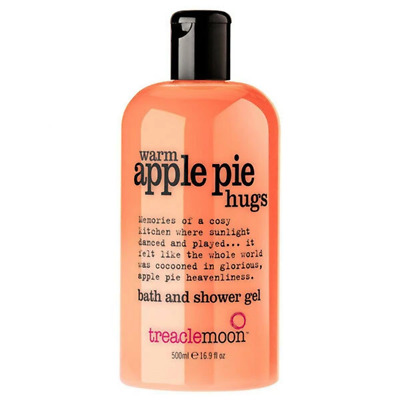Treaclemoon - Warm Apple Pie Hugs Bath & Shower Gel - 500ml Moisturising Soap