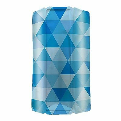 New Wine Water And Beer Cooler Chiller Jacket Sleeve Blue Unbreakable Reusable