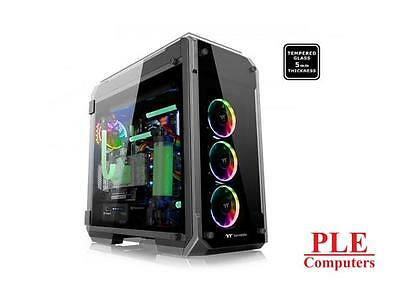 Thermaltake View 71 Tempered Glass RGB Edition Full Tower[CA-1I7-00F1WN-01]