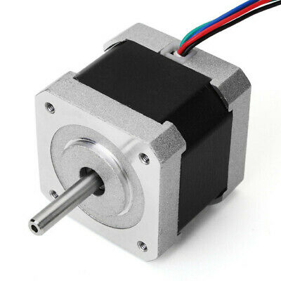 JKM NEMA17 0.9 Degree 42 Two Phase Hybrid Stepper Motor 40mm 1.68A For CNC Route
