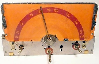 vintage * ZENITH G844  RADIO part: UNTESTED CHASSIS #8621 w/ 8 TUBES
