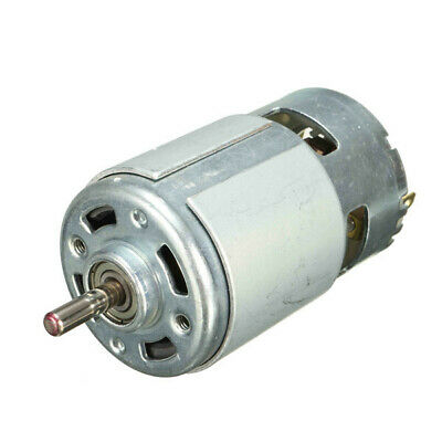 DC 6-30V Motor 775 Gear Motor Large Torque 8300RPM High-power Motor With Vent Ho