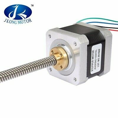 JKM NEMA17 Two Phase 42mm Linear Hybrid Stepper Motor 1.8Degree 1.0A 40mm Length