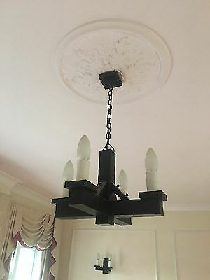 Lights Tudor Style Medieval ceiling and wall to match Top Quality