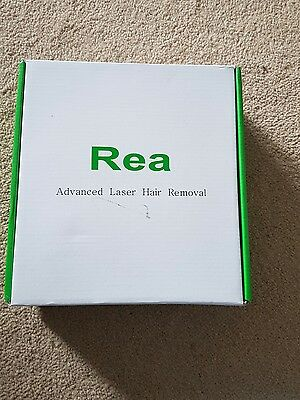 Rea home laser hair removal kit