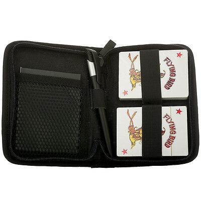 Personalised Monogrammed Travel Playing Card Set Free Postage Free Luggage Tag