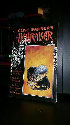 Clive Barkers Hellraiser Book 1 1989 Wrightson