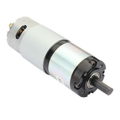 DC 12V 25RPM High Torque Mini DC Gear Motor
