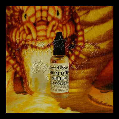 Diluant Solution Encres De Tatouage Tattoo DHARP©  - 35 ML Qualité Extra Premium
