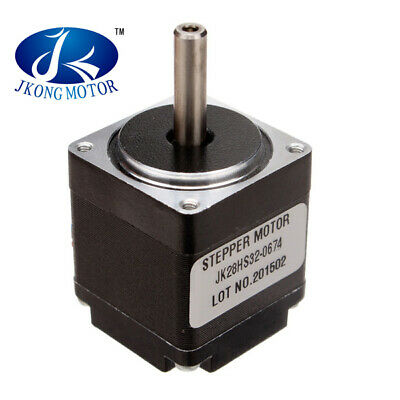 JKM NEMA11 1.8°28 Hybrid Stepper Motor Two Phase 4 Wires 32mm For CNC Router