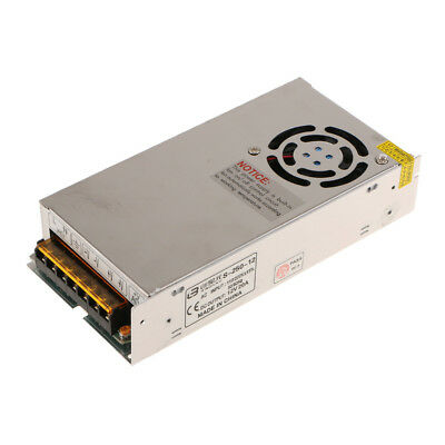 12V 20A Adapter Regulated Switching Power Supply for Computer 3D Printer