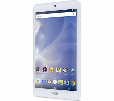 """Acer Iconia B1-780 7"""" Android Internet Tablet WiFi 16GB eMMC 1GB RAM - White"""