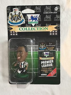 moc / new / sealed LES FERDINAND ~  PL87 ~ NEWCASTLE CORINTHIAN FOOTBALL figure