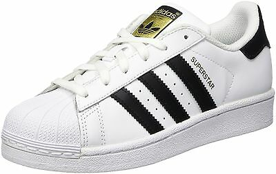 Adidas C77154: Originals Kids' Superstar Foundation J Sneaker