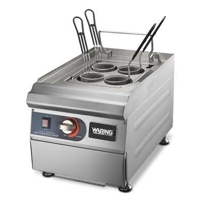 Winco - WPC100 - 3 Gal Electric Pasta Cooker