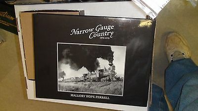 Narrow Gauge Country 1870-1970Hardcover 2006byMallory Hope Ferrell
