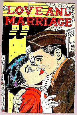 Love and Marriage #2 IW Reprint of Superior Comics title VG/Fine Condition