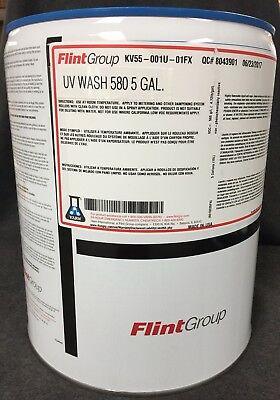 Varn Uv 580 Wash 5 Gallon Pail *** Free Shipping ***