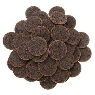 50pcs 2 Inch 50mm Roll Lock Sanding Disc Sand Paper