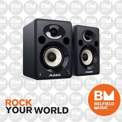Alesis Elevate5 Active Studio Monitor Speakers 40w Pair Elevate 5 40 Watts - BM