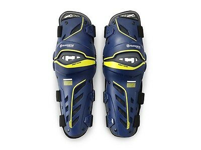 Husqvarna Dual Axis Knee Guards adults