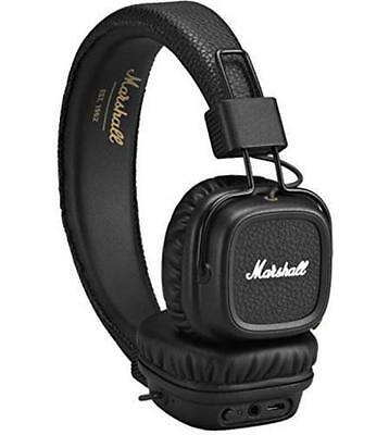 NEW Marshall Major2 Bluetooth Headphones Generation Headset Remote Mic HIFI phon