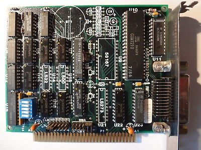 National Instruments 180212-01 Rev. A.  PC Board
