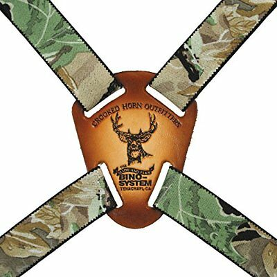 Crooked Horn Outfitters Original Slide N Flex Bino System Camo Hunting Scopes