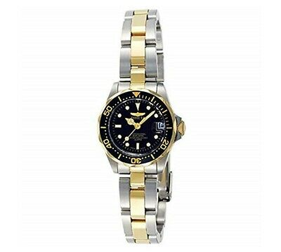 Invicta 8941 Women's Pro Diver Two-Tone Steel Bracelet Watch